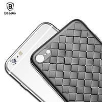 Чехол Baseus iPhone 6S/6 Weaving (Black)