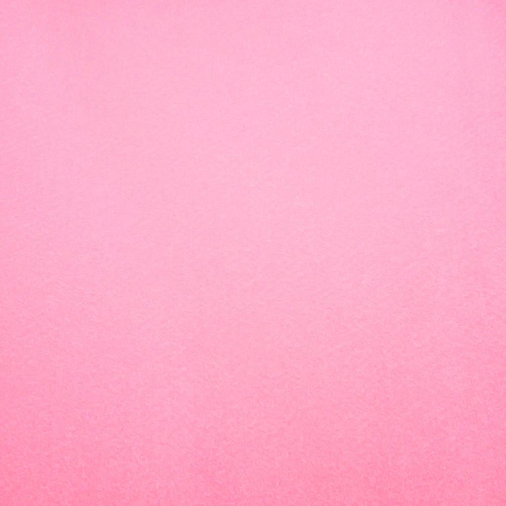 Фетр корейский мягкий 1.2 мм, 55x30 см, РОЗОВЫЙ