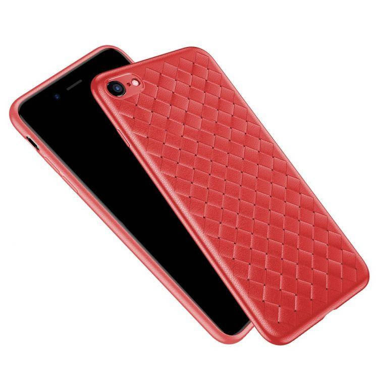 Чехол Baseus iPhone 6S/6 Weaving (Red)