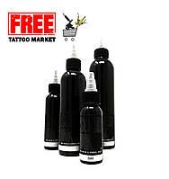 Тату краска SOLID INK BLACK LABEL Grey Wash DARK 1 унц (30мл)
