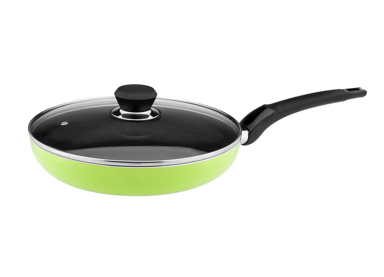 Сковорода с крышкой Granchio Primavera 26 см