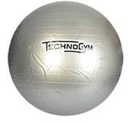 Мяч для фитнеса-75см MS 0983G (Серый)