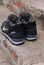 Мужские зимние кожаные ботинки/кроссовки Nike.Купить в Украине!, фото 2