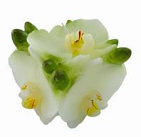 """9060103 Свеча """"Орхидеи"""" квадрат"""