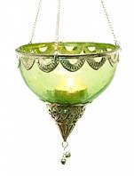 9050026 Светильник в арабском стиле Арт.6980 Светло зелёный