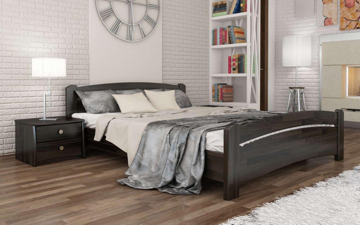 Деревянная кровать Венеция 80х190 см. Эстелла