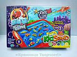 Игра большая 2-в-1 'Клевая рыбалка + Кинетический песок' (KRKS-01-01), фото 2