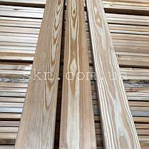 Палубная доска сибирская лиственница 28х90/120/140 сорт Экстра, фото 3