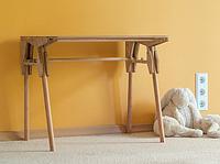 Детский деревянный стол для школьников конструктор Stable Table