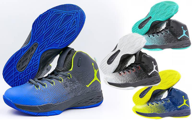34cc0bad Мужские баскетбольные кроссовки Jordan 8508 (обувь для баскетбола), 4  цвета: 41-