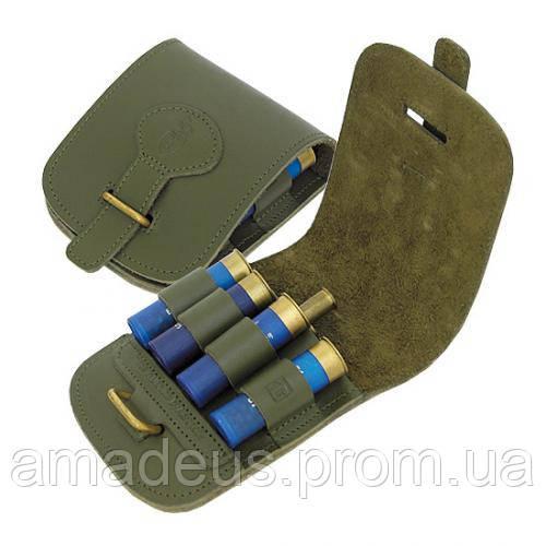 ФП-16 Комбинированный футляр для патронов нарезного оружия и  16 калибра