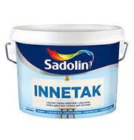 Краска для потолка Sadolin INNETAK 10л (Садолин Иннетак)