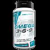Omega 3-6-9 (60 caps) TREC Nutrition