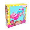 """Детский игровой надувной центр BestWay """"Barbie"""" с шариками, фото 7"""