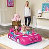 """Детский игровой надувной центр BestWay """"Barbie"""" с шариками, фото 6"""