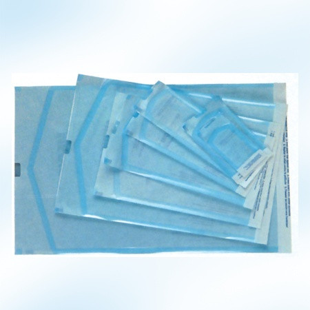 Самоклеющиеся пакеты для стерилизации  305х425мм