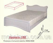 Спальня комплект 4Д Ангелина   Пехотин, фото 2