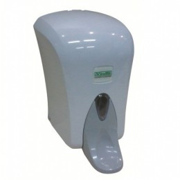 S6М Дозатор жидкого мыла  локтевой белый