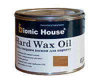 """Масло-воск для паркета и деревянных полов """"Hard wax oil"""" 0,5 л"""