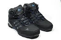 Зимние ботинки (на меху)  мужские Adidas Climaproof (реплика) 3-030