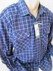 Мужские рубашки на флисовой подкладке., фото 2
