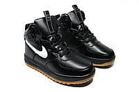 Зимние кроссовки (НА МЕХУ) мужские Nike LF1 1-135 (реплика)