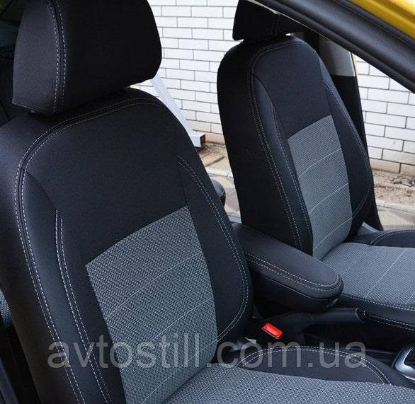 Чохли в салон Volkswagen Polo седан (2009-..)