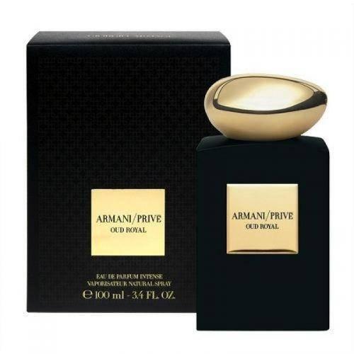 Мужская парфюмерная вода Giorgio Armani Prive Oud Royal