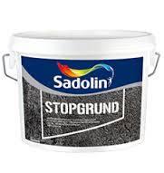 Грунтовочная краска Sadolin Stopgrund 10л (Садолин Стопгрунт)