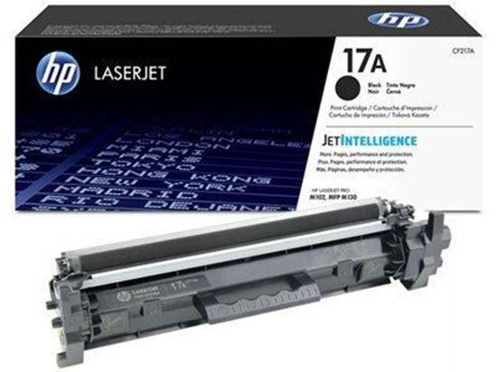 Заправка картриджа HP CF217A (17А)
