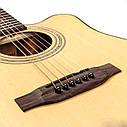 Гитара акустическая TYMA HDС-100 NS, фото 2
