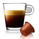 Кофе в капсулах Nespresso Envivo Lungo 10 шт, фото 3