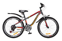 """Велосипед спортивный Discovery Flint 24"""" АМ для подростков, фото 3"""
