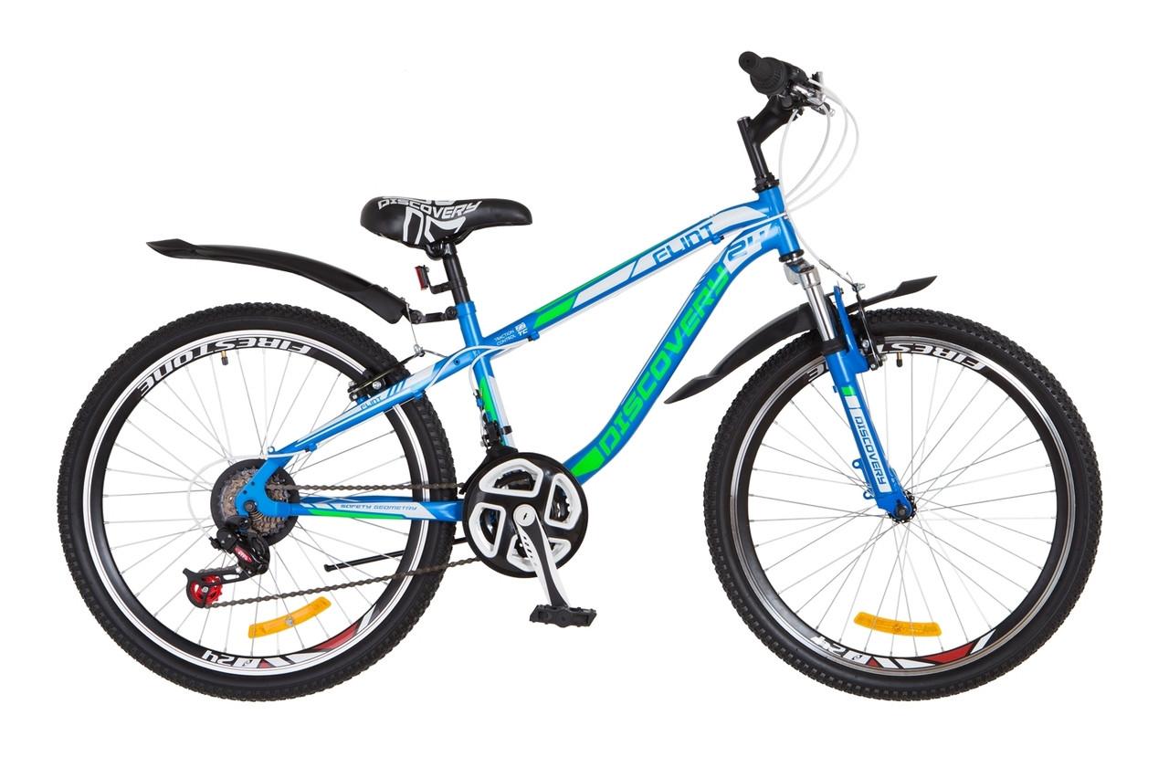 """Велосипед спортивный Discovery Flint 24"""" АМ для подростков"""