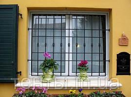 Решетки на окна, двери, балкон