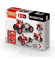 Конструктор Мотоциклы 4 в 1, серия Inventor, Engino
