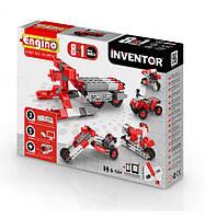 Конструктор Мотоциклы, 8 моделей, серия Inventor, Engino