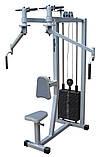 Тренажер GB-09 Тренажер для мышц груди и задних дельт, фото 3
