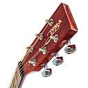 Акустична гітара TYMA HF-60 VS, фото 3