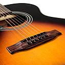 Акустична гітара TYMA HF-60 VS, фото 4