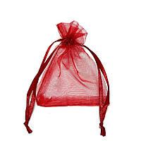 Мешочек подарочный для украшений из органзы