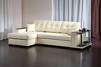 Достоинства углового дивана в жилом пространстве