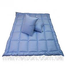 Зимнее одеяло Лебяжий пух 150*210, фото 3