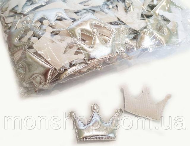 Корона серебро 4,5 см