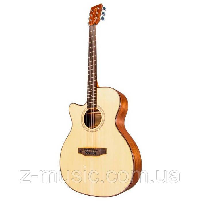 Акустическая гитара TYMA HFC-100 NS