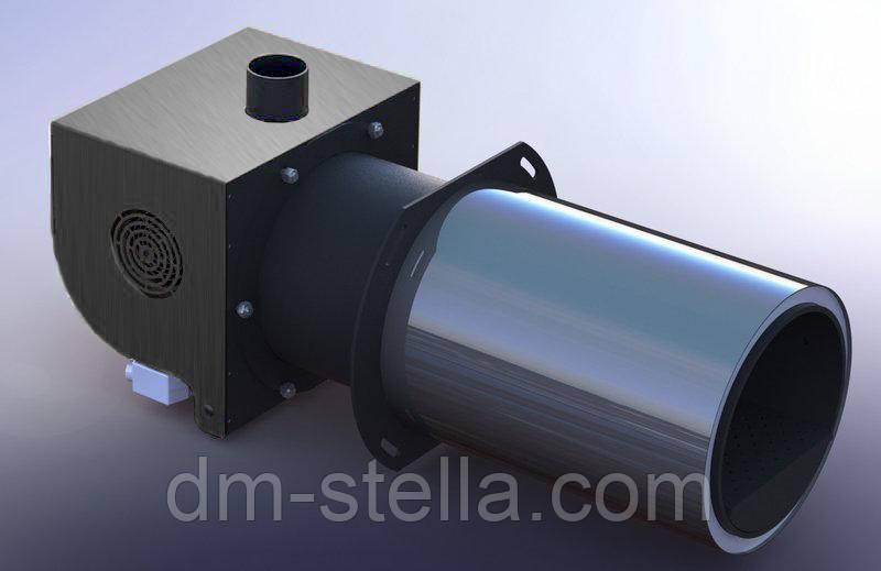 Пеллетнаягорелка 300 кВт DM-STELLA