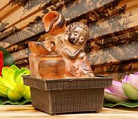 9140072 Водопад полистоун Будда