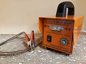 Зарядное устройство Forsage ЗУ-10 12V