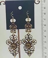 Османские серьги купить оптом в Украине, бижутерия и украшения .160