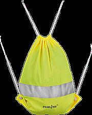 Рюкзак FLUOBAG Y со светоотражающими полосами REIS Польша